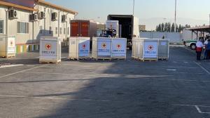 اتمام تعهد ۱۰ میلیون دوزی واردات واکسن کرونا از سوی هلال احمر