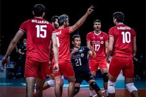ترکیب اصلی تیم ملی والیبال ایران در بازی با لهستان