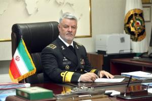 فرمانده نیروی دریایی ارتش عازم سنتپترزبورگ شد