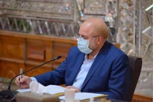 پیام رئیس مجلس در پی کسب مدال طلای جواد فروغی
