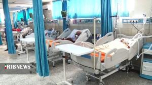 افزایش ۷۵درصدی بستریهای کرونا در ساوه