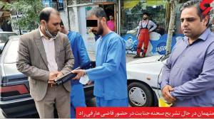 شلیک مرگ در پارک بسیج مشهد