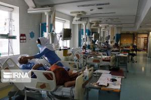 ۵۳ بیمار جدید مبتلا به کرونا در چهارمحال و بختیاری بستری شدند