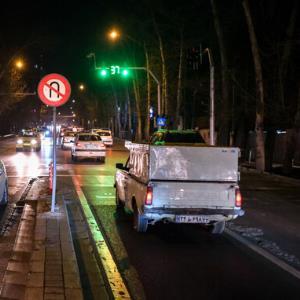 آخرین وضعیت اجرای طرح منع تردد شبانه در تهران