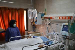 بخش جراحی بیمارستان طالقانی چالوس به بیماران کووید ۱۹ اختصاص یافت