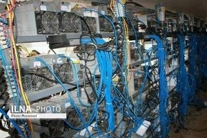 شناسایی و کشف ۵۳۴ دستگاه تولید رمز ارز در تبریز