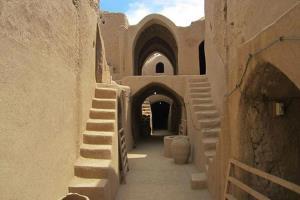 قلعه سریزد یزد نخستین صندوق امانات ایران و جهان