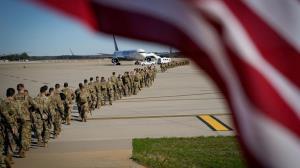 نیویورک تایمز: آمریکا قصد خروج نیروهای خود از عراق را ندارد