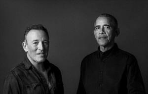 پادکست «اوباما و اسپرینگستین» کتاب میشود