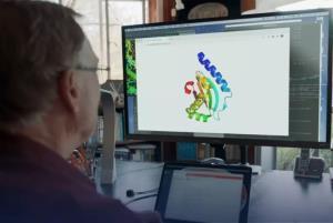 هوش مصنوعی ساختار سه بعدی مولکولها را پیشبینی میکند