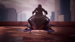 پرواز موفقیت آمیز موتورسیکلت پرنده اسپیدر