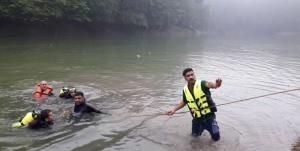 غرقشدگی ۲ جوان در دریاچه چورت ساری