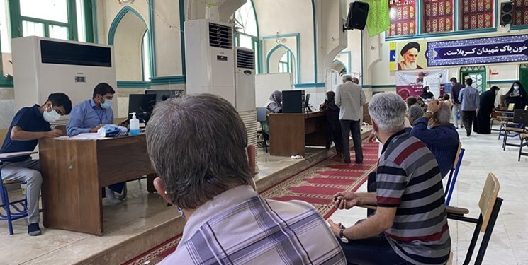 توضيحات مدير گلزار شهدا بندرعباس درباره تعطيلي مرکز واکسيناسيون