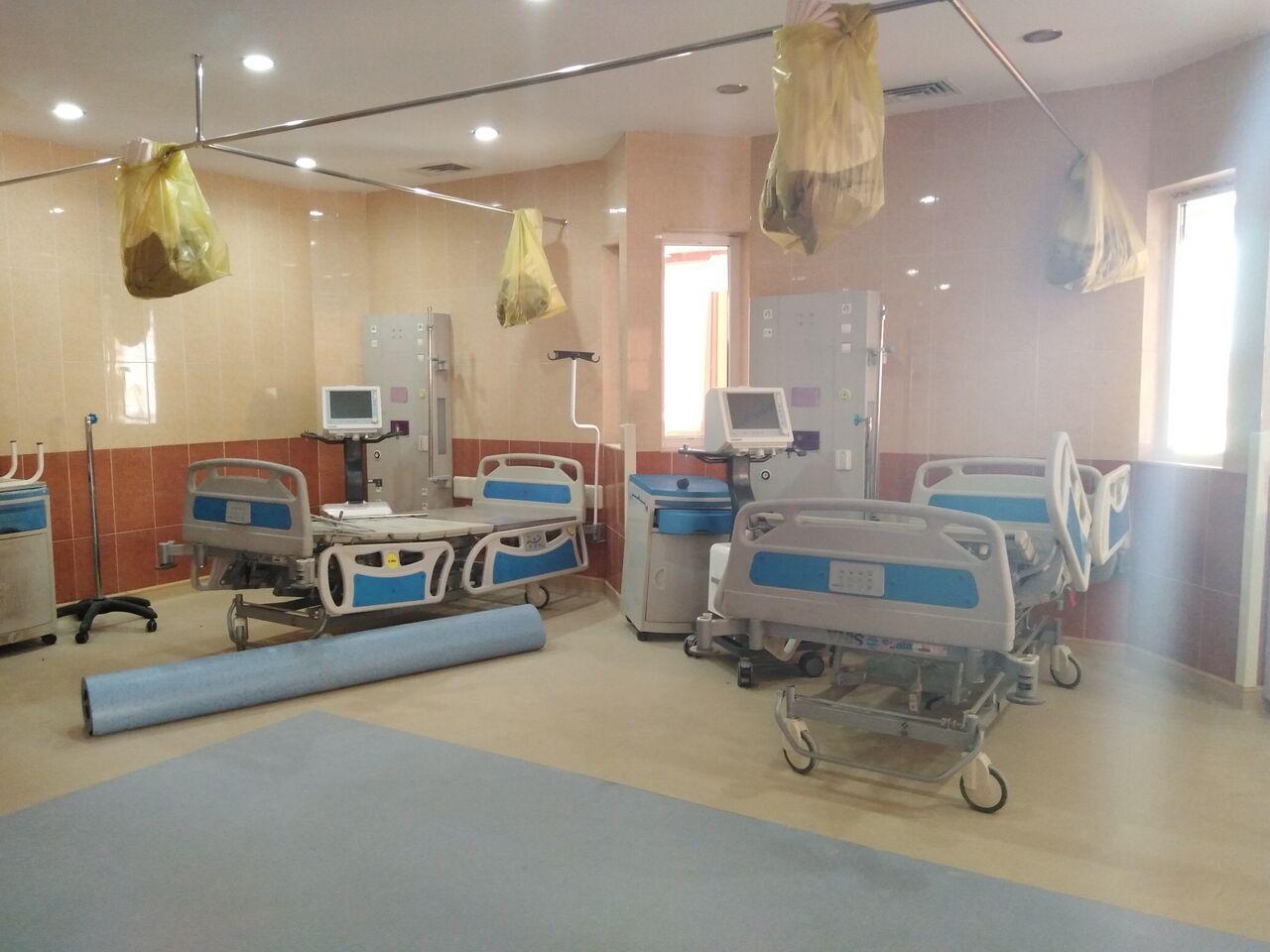 سنگاندازي در مسير راهاندازي بيمارستان نرگسي گچساران