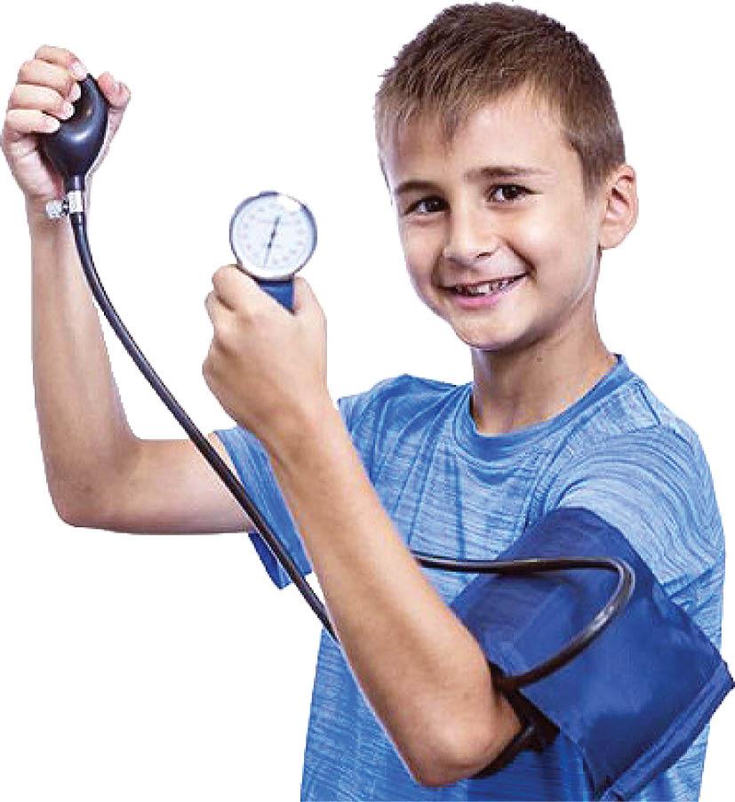 دليل اصلي فشار خون کودکان