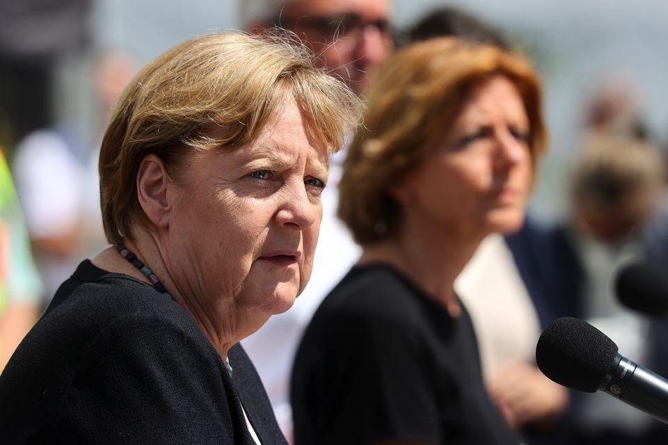 هشدار مشاور مرکل در مورد افزايش موارد ابتلا به کرونا در آلمان