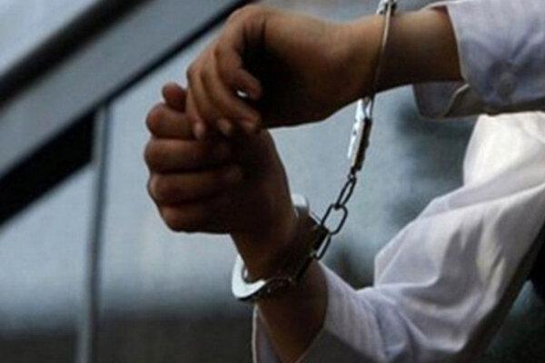 بازداشت رئيس يکي از ادارات گيلان به دليل ارتباط نامشروع