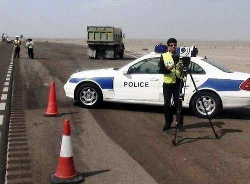 توضيحات پليس سيستان و بلوچستان در خصوص کليپ منتشر شده از مامور راهور