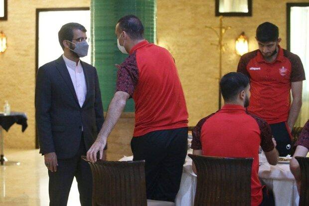 توضيح باشگاه پرسپوليس براي تأخير در پرداخت مطالبات