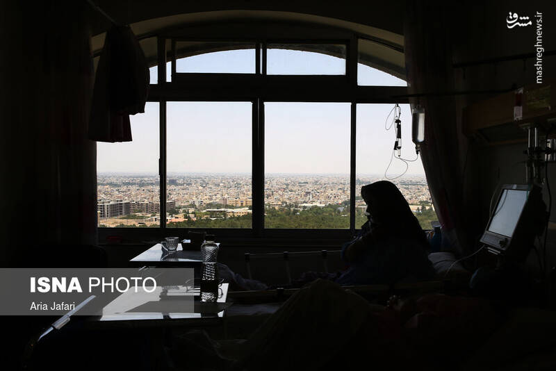 پیک پنجم کرونا در اصفهان
