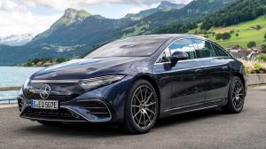 EQS جدید؛ امضای اختصاصی مرسدس بنز برای نسل آینده خودروها