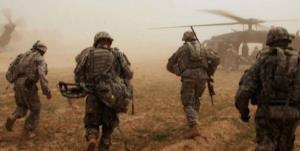 اربیل: نیروهای آمریکایی نباید عراق را ترک کنند