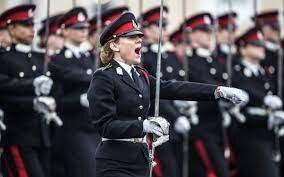 آماری درباره آزار جنسی زنان سرباز ارتش انگلیس