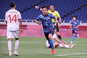 فوتبال المپیک؛ پیروزی ژاپن و کره جنوبی