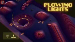 نقد و بررسی بازی Flowing Lights | تعریفی جدید از مهاجمان فضا
