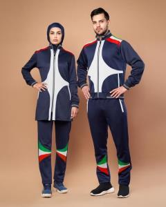 لباسهای طراحی شده برای کاروان المپیکی ایران که رد شدند!