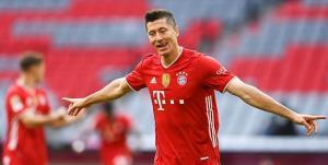 لواندوفسکی بهترین بازیکن سال آلمان شد