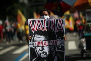 معترضان برزیلی خواستار استیضاح