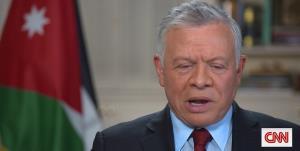 شاه اردن: نگرانیهای داریم و امیدواریم آمریکا در مذاکره با ایران به آنها بپردازد