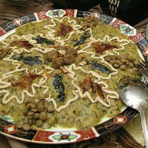 غذای اصلی/ طرز تهیه «توگی سرداغی» غذای محلی خراسانی ها