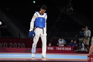 ثبت ضعیفترین نتیجه تاریخ تکواندوی ایران در المپیک توکیو