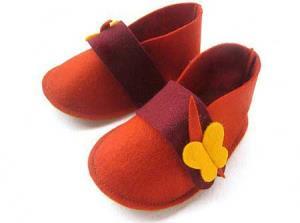 داستانک/ کفش نارنجی