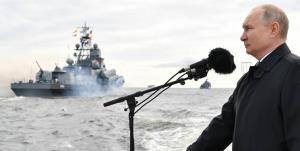 پوتین: روسیه قادر به شناسایی و حمله به دشمن در هر سطحی است