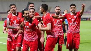 یک پرسپولیسی علیه تیم گلمحمدی