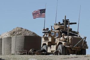 آمریکا یک کاروان تجهیزات لجستیک وارد پایگاه نظامی در الحسکه کرد