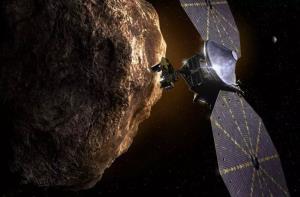 فضاپیمای لوسی ناسا پیامی برای آیندگان خواهد داشت