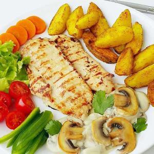 طرز تهیه استیک مرغ مخصوص به روش رستورانی