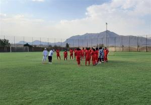 تغییر زمان اردوی تیم ملی فوتبال