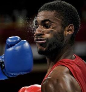 عکسی خشن از المپیک توکیو