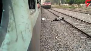 خودکشی مرد تهرانی روی ریل راه آهن