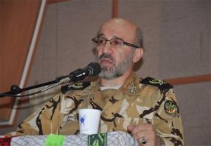 هشدار مقام ارتش به دشمن: از فاصله ۴۰ کیلومتری پاسخ میدهیم