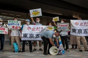 ابتلای روزانه صدها نفر به کرونا؛ اعتراضات ژاپنیها به برگزاری المپیک