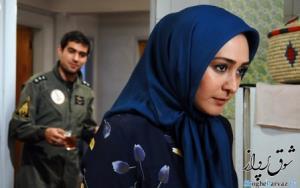 شهید بابایی همسرش را غافلگیر می کند