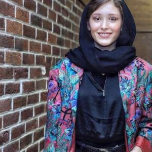 بررسی استایل پوششی فرشته حسینی