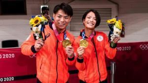 خواهر- برادر ژاپنی تاریخساز شدند