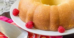 این کیک خوشمزه را بدون فر درست کنید